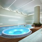 Yarmohammadi Residential Building Pool